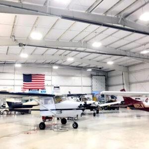 Huron Avionics Inc Hanger